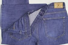 Gant Tyler stretch regular fit straight leg blue jeans W35 L32