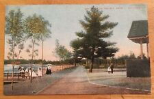 Britannia on the Bay OTTAWA ON early unused divided postcard