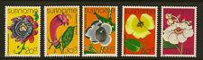 SURINAM : 1978 Flowers SG 901-5 unmounted mint
