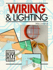 Good, Wiring and Lighting (Crowood Diy Guides), Lawrence, Mike, Book