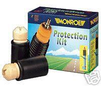 Kit De Amortiguadores protección Vauxhall Astra MK3 Delantero