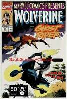 MARVEL COMICS PRESENTS #68, NM+, Wolverine, Ghost Rider, more MCP in store