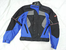 "LEWIS Mens Textile Motorbike Motorcycle Jacket Size UK 36"" Chest C91"