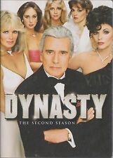 DYNASTY - Complete 2nd Series. 1981-1982. Joan Collins (6xDVD SLIM BOX SET 2007)