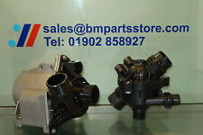 Genuine bmw 11517632426 électrique pompe à eau thermostat et (7632426)