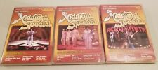 Midnight Special Classic Rock DVD lot 1970s