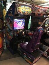 CRUIS'N EXOTICA SIT DOWN DRIVING ARCADE VIDEO GAME Works Cruisin Cruisn Crusin