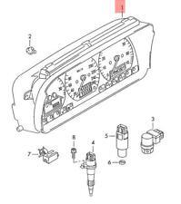 Genuine Volkswagen Instrument Cluster NOS VW Passat 4Motion Syncro 3A0919881KX
