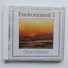 environment 1 ANUGAMA   Ocean / Tambura Elec ambient NGH CD 317  CD ALBUM