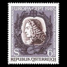 Austria 1985 - EUROPA Stamps - European Music Year - Sc 1311 MNH