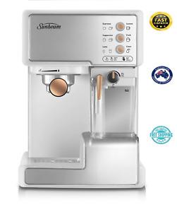 Sunbeam Barista Home Cafe Workplace Office Automatic Milk Coffee Machine Latte
