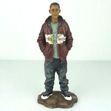 "Cartoon USA President Donald J. Trump Doll Figurine Miniature 5""H New"