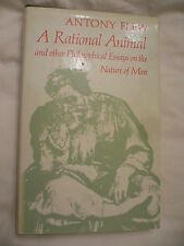 A Rational Animal.Antony Flew.1st Edition with DJ.NOT ex-library
