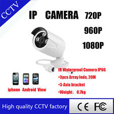 High Definition IP Camera 720P Support Auto Day/Night Function Perfect Match