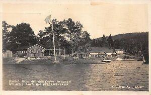 RPPC Dining & Amusement Pavilion at Stillwell Camp Big Bear, California~112041
