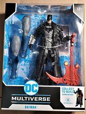 MCFARLANE TOYS DC MULTIVERSE DARK NIGHTS: DEATH METAL * BATMAN * BUILD A FIGURE!