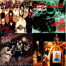 Haunted Town 4 CD setl! THE STAGGERS 7 SHOT SCREAMERS STRANGER punk psychobilly