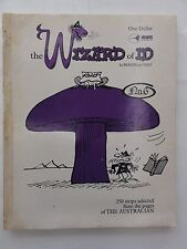 WIZARD OF ID NO 6 1972 ANNUAL PARKER AND HART GOOD CONDITION
