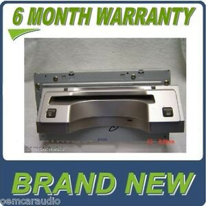 NEW 06 2006 Nissan Quest Radio Stereo 6 CD Changer CD Player 28185-ZM10A OEM