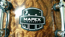 2017 NAMM Mapex Armory Series 5.5 X 14 Dillinger Snare Drum