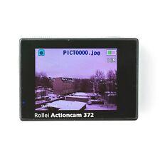 Fullspectrum Conversion Action Cam Rollei 372 1080P Appareil Photo Numérique