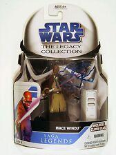 Hasbro Star Wars The Legacy Collection Mace Windu Figure