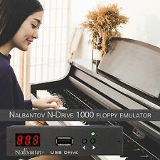 Floppy Disk USB Emulator Nalbantov N-Drive 1000 for Casio FZ-1, FZ-10M + sounds