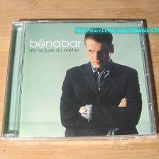 Benabar - Les Risques Du Metier 2003 EU CD France Pop #G02