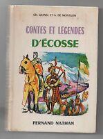 Contes et Légendes de d'Ecosse. Editions Nathan 1975
