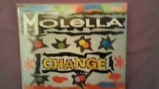 MOLELLA. - CHANGE. CD SINGOLO 4 TRACKS