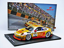 Spark Porsche 997 GT3 R Macau GT Cup 2014 #72 Bamber LE of 300 1/18 New In Stock