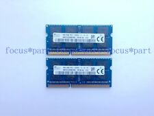 Hynix 16GB 2X8GB DDR3 1600mhz PC3-12800 sodimm notebook 204pin Laptop Memory ram