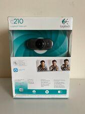 Logitech c210 1.3MP VGA Webcam w/Microphone - Brand New - Boxed