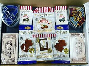 Harry Potter Sweet Box Gift PERSONALISED American Candy / Slugs / Frogs