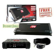 NEW Power Acoustik CB1-8000D 8000 Watt Mono Class D Subwoofer Amplifier BASS AMP