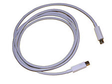 Genuine 2M Thunderbolt Cable MC913ZM/A for Apple Mac Mini iMac MacBook Pro Air
