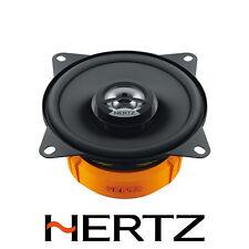 "HERTZ DIECI DCX100.3 4"" 10CM 60W WATT 2 WAY COAXIAL CHEAP SPEAKERS KIT CAR AUDIO"