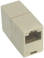 L-Com TDG1026-8C Modular Coupler RJ45 Straight Wire In-Line Adaptor 8 x 8