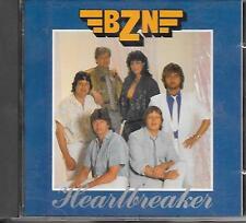 BZN - Heartbreaker CD Album 11TR West Germany 1986 PHILIPS