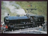 POSTCARD NORTH EASTERN RAILWAY CLASS T2 LOCO NO 2238