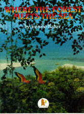 Where the Forest Meets the Sea by Jeannie Baker (Paperback, 1989)
