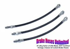 BRAKE HOSE SET Chevrolet Parkwood, 1959 1960 1961