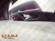 Honda CR-Z haut fibre de carbone diffuseur/passage de roue v6