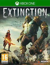 Extinction Microsoft Xbox One Game 16 Years
