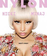 NYLON Magazine USA April 2016 Nicki Minaj NEW