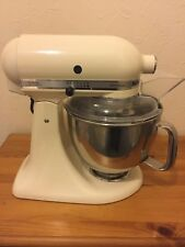 KitchenAid Artisan 5KSM125BAC 4.8 L Stand Mixer - Almond Cream Lot2
