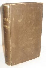 THORPE A QUIET ENGLISH TOWN AND HUMAN LIFE THEREIN 1852 1ST WILLIAM MOUNTFORD 15
