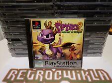 Spyro 2 Getaway to Glimmer Ps1 Psone Playstation 1
