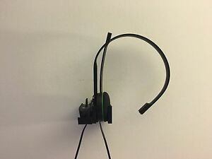 Xbox One/360 Wall Mounted Headphone/Headset Stand/Holder - BLACK