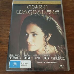 Mary Magdalene DVD Time Life The Bible R4 Like New! FREE POST
